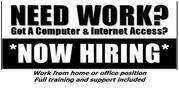 Work with world's Legitimate Company