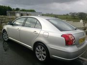 2008 Toyota Avensis d4d TR