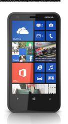Nokia Lumia 620 (Silver-66709) 1