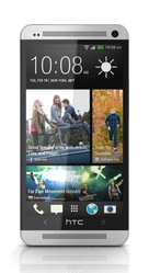 HTC One Silver (Silver--66765)
