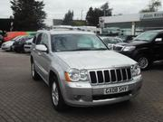 jeep cherokee 08/08 Jeep Grand Cherokee 3.0CRD V6 auto Overland