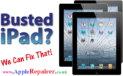 Apple iPad Screen Repair Belfast with low price..