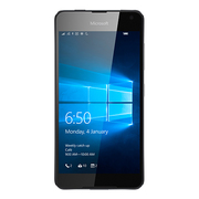 Microsoft Lumia 650 16 GB Black (Silver-67154)