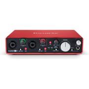 Audio Interface For Mac- Focusrite Scarlett 2i4 2nd Gen