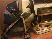 silvercross pram/buggy